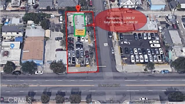 4701 Avalon Boulevard, Los Angeles, CA 90011