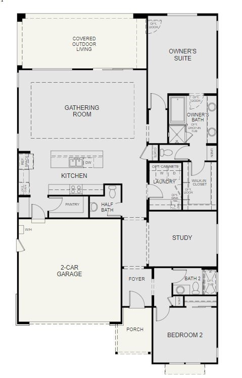 Structural options added to 32037 Sedge Way include: none.