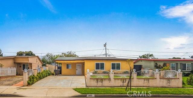350 W 234 Street, Carson, CA 90745