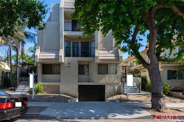422 Hawthorne Street 4, Glendale, CA 91204