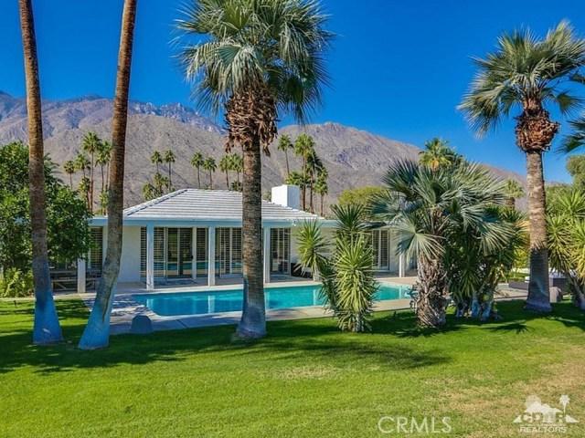 2396 Yosemite Drive, Palm Springs, CA 92264