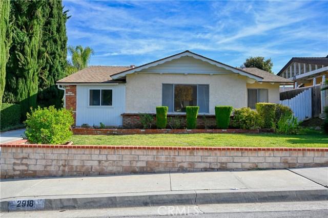 2918 Blandford Drive, Rowland Heights, CA 91748