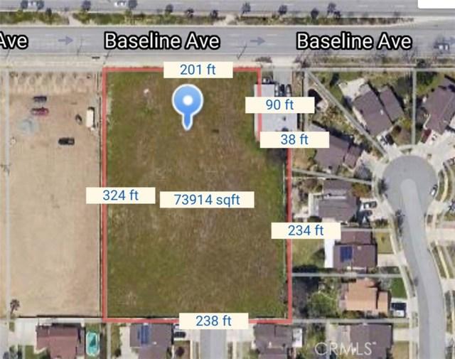 0 Baseline Avenue, Fontana, CA 92336