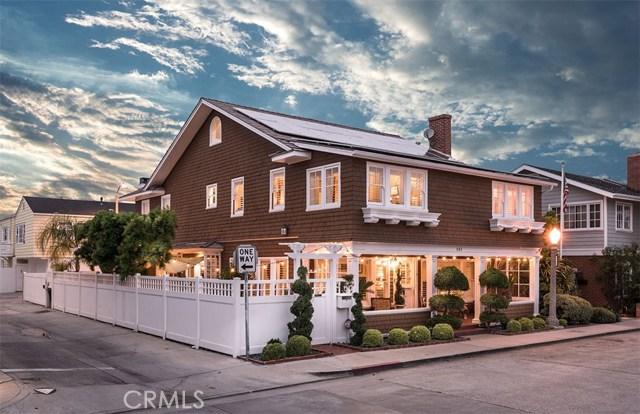 107 Abalone Avenue | Balboa Island - Little Island (BALL) | Newport Beach CA