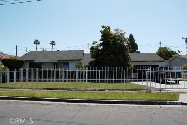 Photo of 10542 Sherrill Street, Anaheim, CA 92804