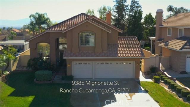 Photo of 9385 Mignonette Street, Alta Loma, CA 91701