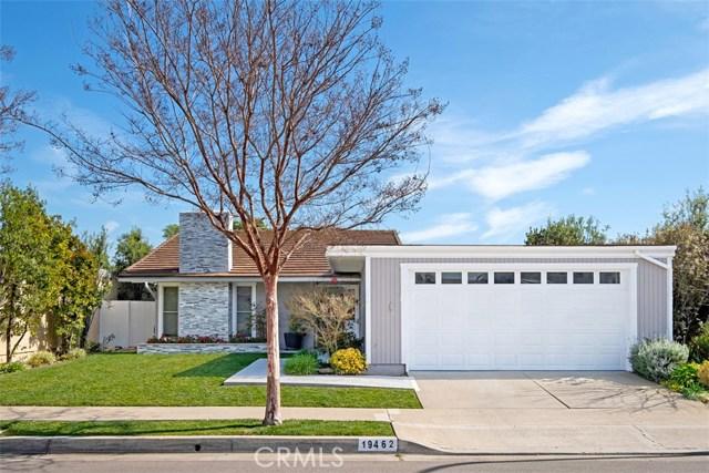 19462 Sierra Santo Drive, Irvine, CA 92603