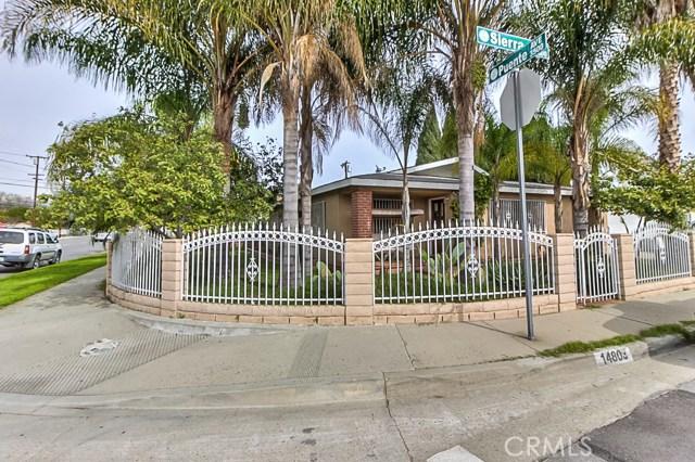 14803 Sierra Way, Baldwin Park, CA 91706