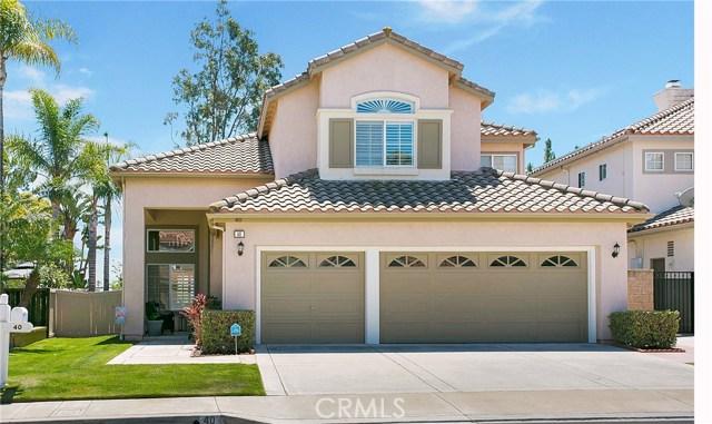 40 Via Anadeja, Rancho Santa Margarita, CA 92688