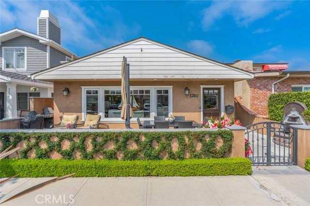 1740 E Ocean Boulevard, Newport Beach, CA 92661