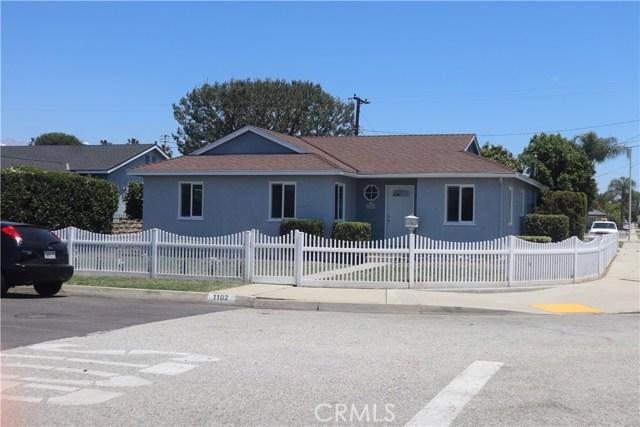 1102 N Fenimore Avenue, Covina, CA 91722