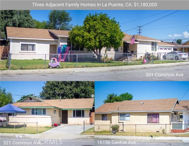 16156 Central Avenue, La Puente, CA 91744