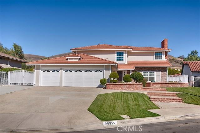 20855 Fallen Leaf Road, Yorba Linda, CA 92886