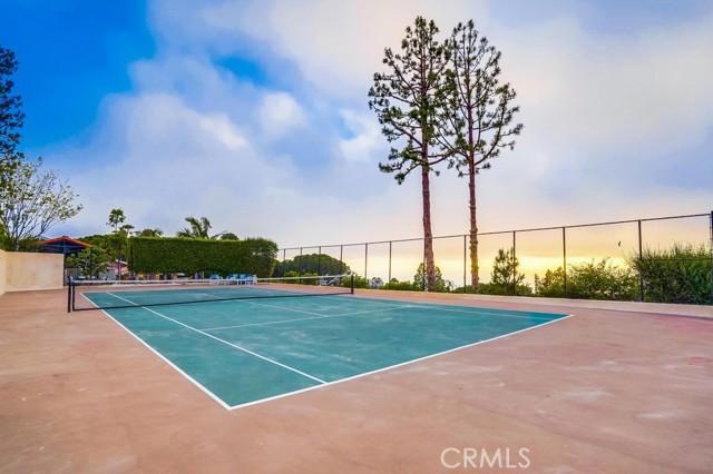 Tennis Court I