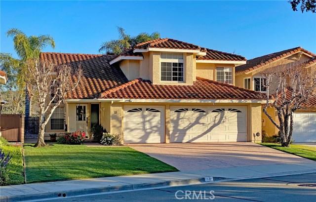 18 San Mateo, Rancho Santa Margarita, CA 92688