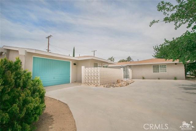 56885 Ivanhoe Drive, Yucca Valley, CA 92284