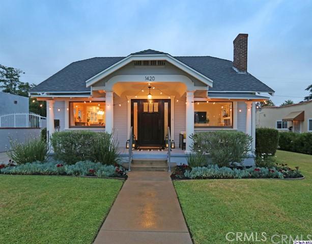 1420 N Dominion Avenue, Pasadena, CA 91104