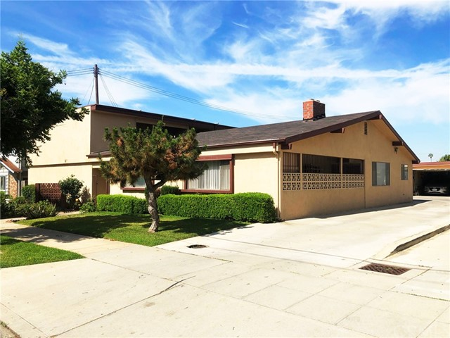13-Unit apartment complex located in the neighborhood of Alhambra Acres, Alhambra, CA. Zoned R3 with approx. 18,000 sqft lot. Sale includes 2 buildings with approximately 9,846 of rentable living area. Unit mix: 6 - 1bed/1bath; 6 - 2bed/1bath; 1 - House 3bed/2bath; 14 parking spaces. There is an opportunity to earn additional income through a laundry facility. Location is within walking distance to Valley Blvd, Martha Baldwin Elementary, Alhambra Golf Course, and Almansor Park. Public transit available on Garfield Ave and Valley Blvd. Drive-by only.