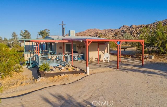 6949 Old Copper Mountain Road, Joshua Tree, CA 92252