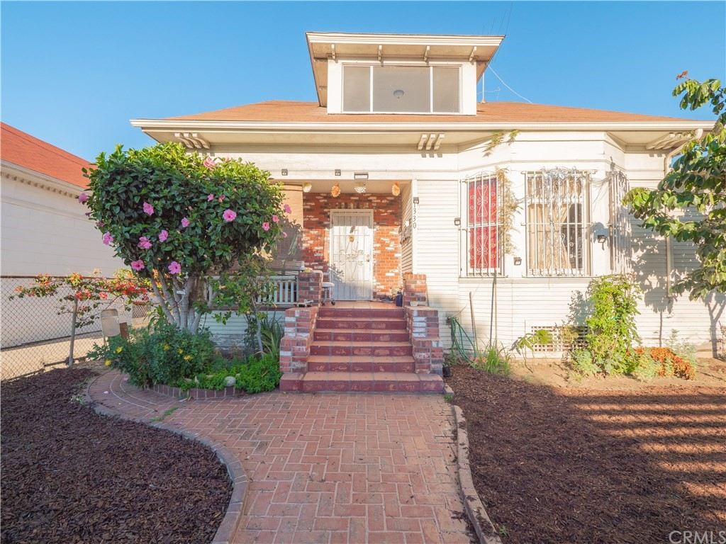 """Welcome to 1330 Magnolia Avenue which is located in the Pico Union area of Los Angeles.  Here's your unique opportunity to own a piece of Los Angeles. Aside from being located in a prime location of LA due to its proximity to DTLA & all that this economic powerhouse has to offer, you're steps away from public transport incl the Metro Red & Purple Lines, as well as the app 186 restaurants, bars & coffee shops located in the historical Pico Union enclave. 1330 Magnolia is considered to have a WalkScore® of 91 out of 100 (""""Walker's Paradise."""") Who needs a car living here? This beautiful California craftsman & detached unit is physically 4 units. The front bldg is a triplex w/a 3 bedroom/1 bath unit alongside a studio on the first floor as well as a 2 bedroom + bonus room on the 2nd story w/1 bathroom. The rear detached unit has 2 bedrooms/1 bath. The upstairs 2 bedroom/1 bath unit will be delivered vacant. Perfect opportunity for you to pick your own tenant or live in this vacant unit & continue renting the others. If you are tired of looking at tract homes with 0 character, here's your opportunity to own an asset with tons of charm...a gable roof, front porch, overhanging eaves, plenty of built-ins......Possible Development opportunity. May potentially be in a TOC zone. Per planning dept, condos can be built on this lot. Buyers are to verify entire condition & all info on this property on their own & satisfy themselves as to all aspects. Info deemed reliable but not guaranteed."""