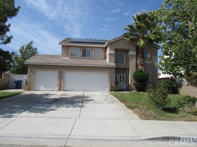 5611 Kingman Drive, Palmdale, CA 93552