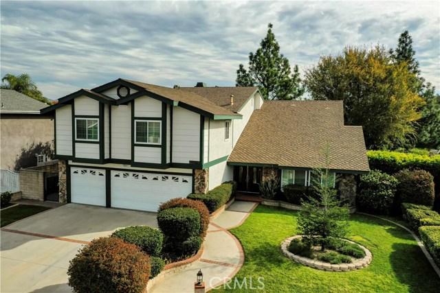 1151  Hillcrest Street, Corona, California