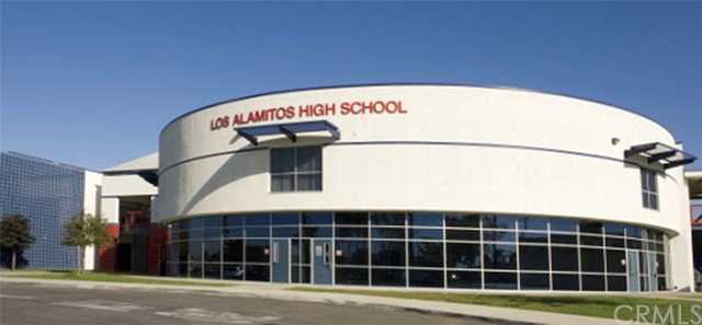 Highly acclaimed Los Alamitos School District.