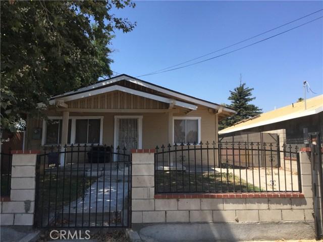744 W 11th Street, San Bernardino, CA 92410
