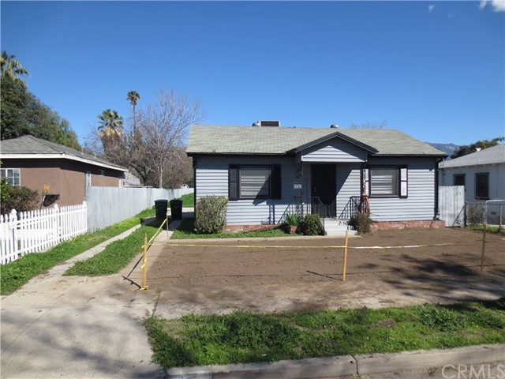 840 W 27th Street, San Bernardino, CA 92405