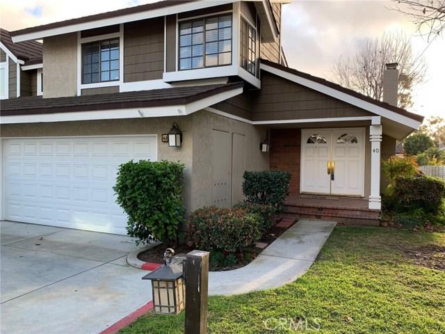 40 Rockwood, Irvine, CA 92614