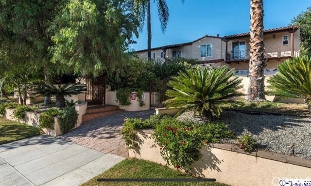 828 S Sunset Canyon Drive, Burbank, CA 91501