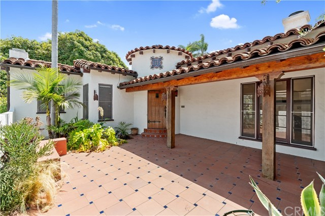 LOVE THIS HOUSE! This is the original home on the block, and the owners have updated this Spanish Style Home to make it perfect for today's living. Sitting on one of the larger lots in the neighborhood, this 3 bedroom home, with oversized closets and tons of natural light, has space for the friends, family, and all of the home activities that we're doing these days. Even better, the finished garage can double as a play room, office, or studio for when you need to get away from your roommates of all ages, and step into peace and quiet. Come see for yourself after you've viewed the virtual tour.