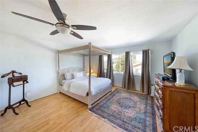 Spacious Master Bedroom #5
