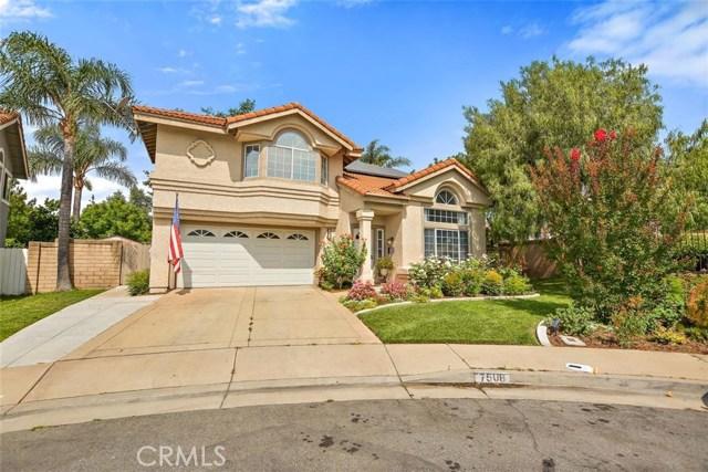 7508 Hardy Avenue, Rancho Cucamonga, CA 91730