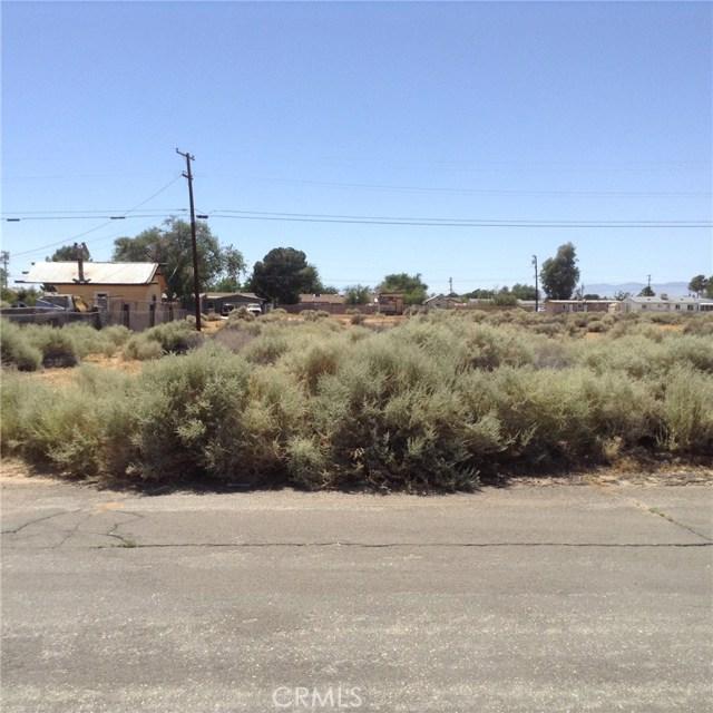 0 Flint St., North Edwards, CA 93523