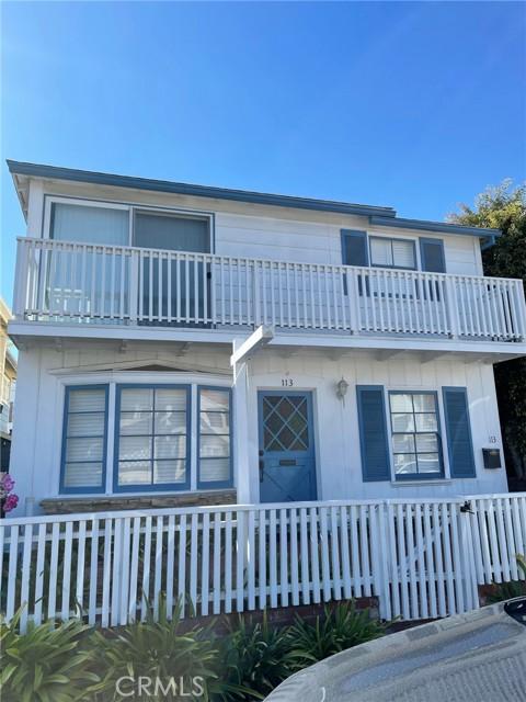 113 Coral Avenue, Newport Beach, CA 92662