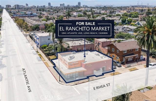 1941 Atlantic Avenue, Long Beach, California 90806, ,Commercial Sale,For Sale,Atlantic,AR21016872