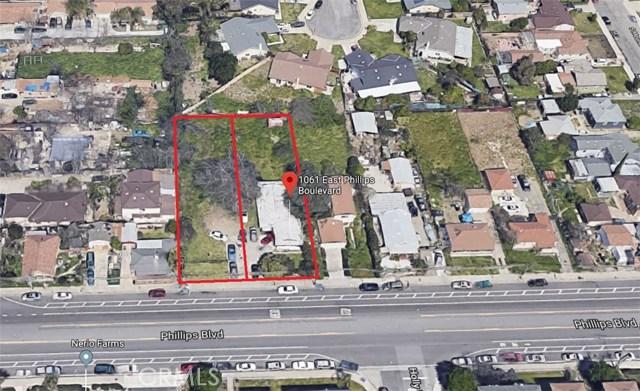 1061 E Phillips Boulevard, Pomona, CA 91766