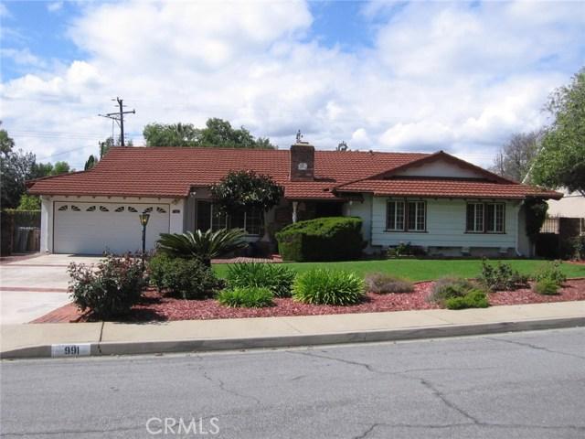 Photo of 991 Vanderbilt Avenue, Claremont, CA 91711