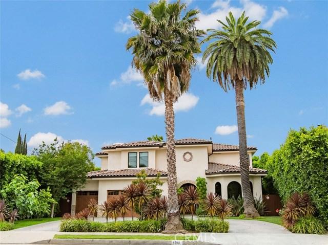 4861 Haskell Avenue, Encino, CA 91436