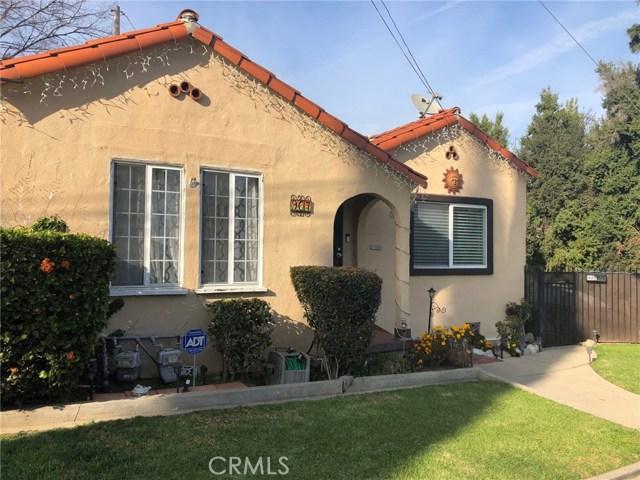 907 E MOUNTAIN VIEW Terrace, Alhambra, CA 91801