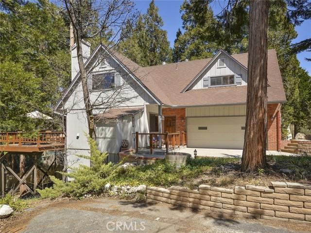 494 Pyramid Drive, Lake Arrowhead, CA 92352