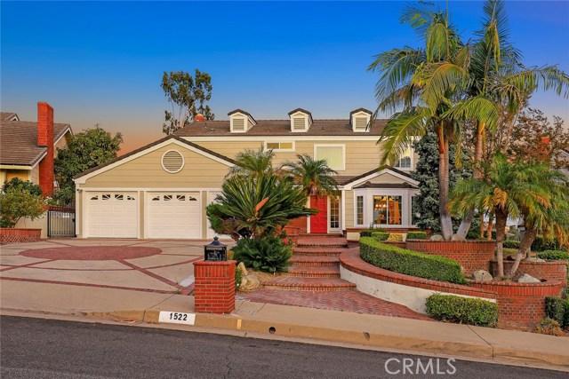 1522 Sunbluff Drive, Diamond Bar, CA 91765