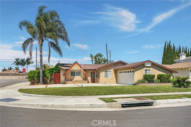 16191  Tomas Lane, Huntington Beach, California