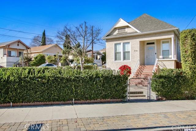 319 Echandia Street, Los Angeles, CA 90033