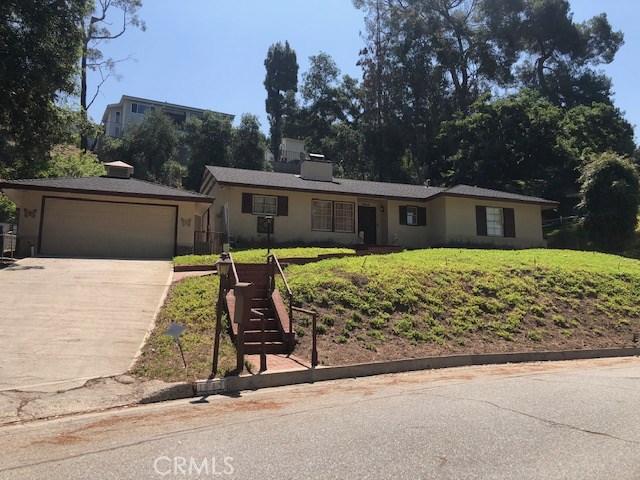 1645 Las Flores Drive, Glendale, CA 91207