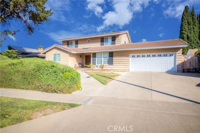1865 El Paso Lane, Fullerton, CA 92833