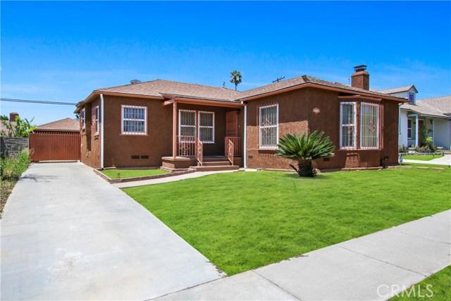 10233 S Van Ness Avenue, Inglewood, CA 90303