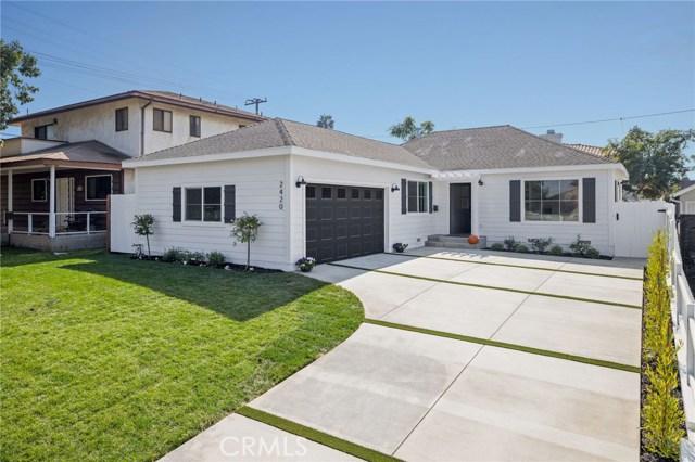 2420 Robinson Street, Redondo Beach, California 90278, 3 Bedrooms Bedrooms, ,1 BathroomBathrooms,For Sale,Robinson,SB20208092