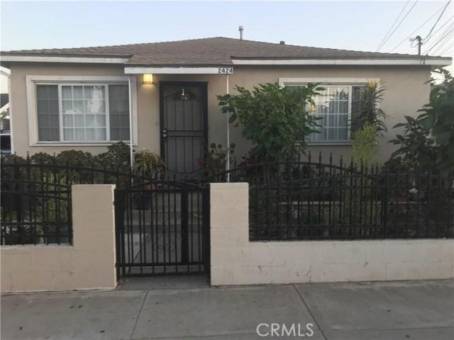 2424 W Wardlow Road, Long Beach, CA 90810